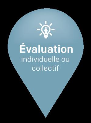 évaluation individuelle ou collectif