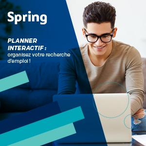 Planner interactif