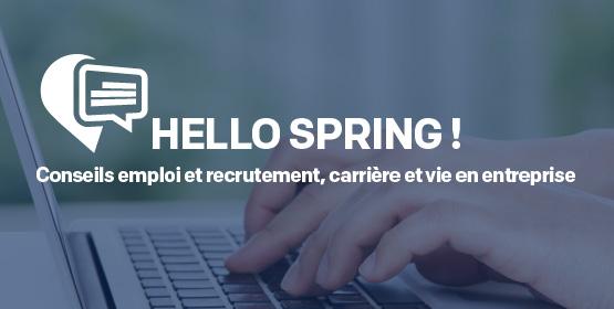Blog Hello Spring